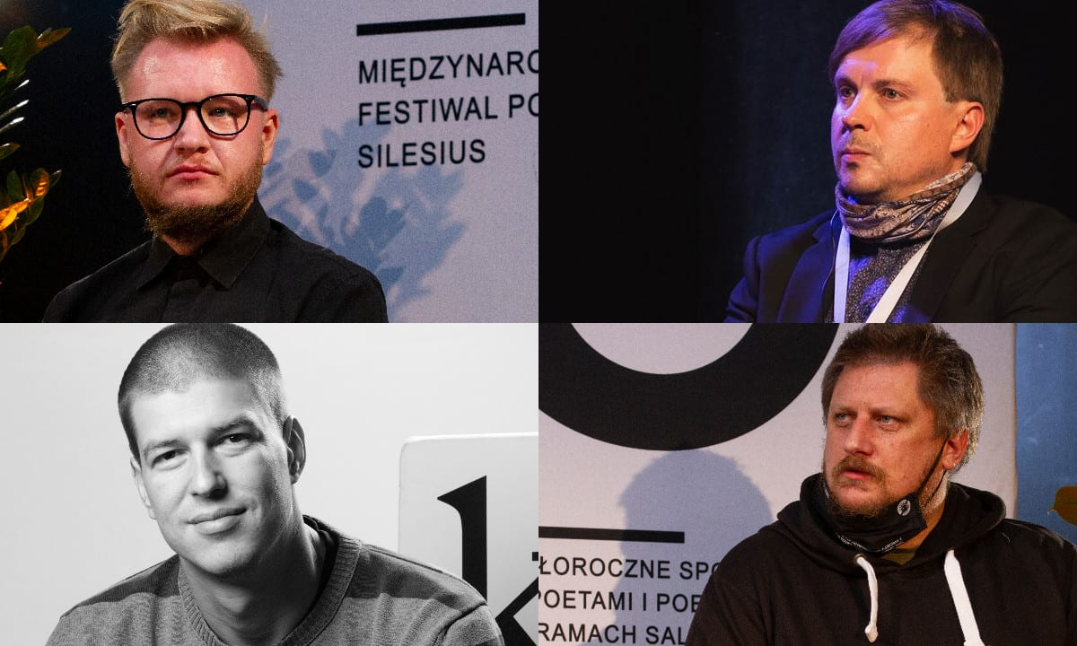 Angelus 2020 dla Gorana Vojnovicia, Konrad Góra i Jakub Pszoniak laureatami Silesiusa