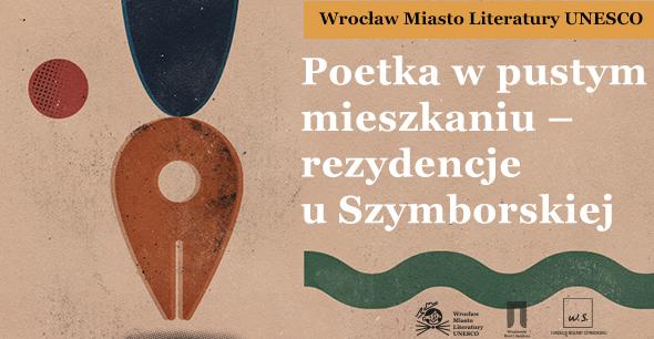 Poetka w pustym mieszkaniu – rezydencje u Szymborskiej.