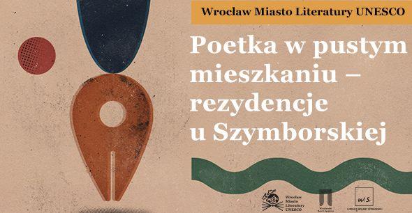 Rezydencje u Szymborskiej: Anna Adamowicz, Agnieszka Kłos i Mirka Szychowiak