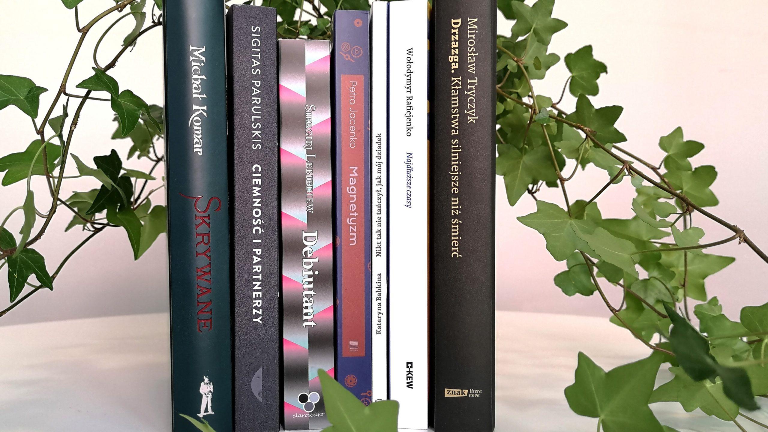 Spoglądając na wschód – finałowa siódemka Literackiej Nagrody Europy Środkowej Angelus