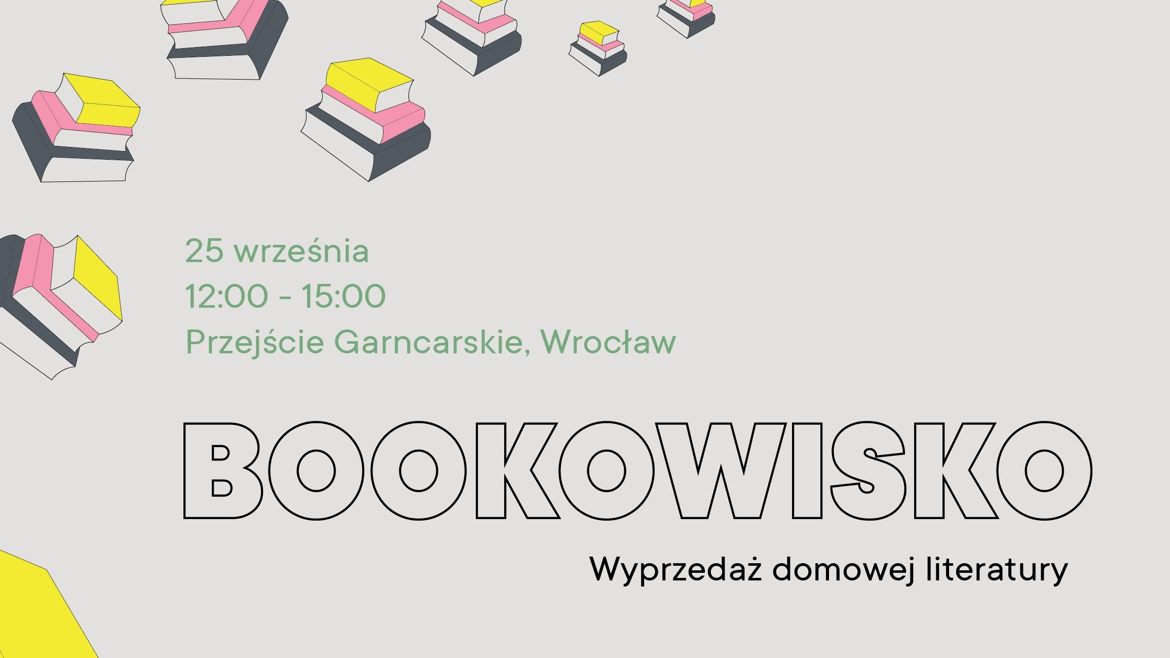 Bookowisko | wrzesień 2021